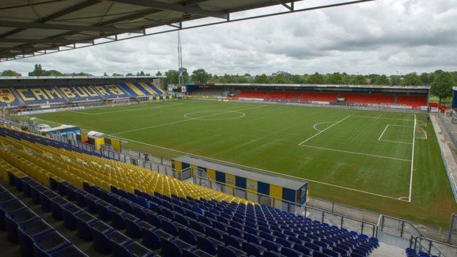 SC Cambuur – Roda JC