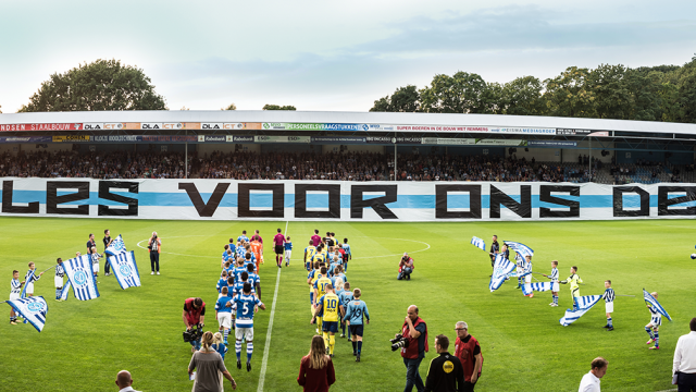 De Graafschap – Go Ahead Eagles