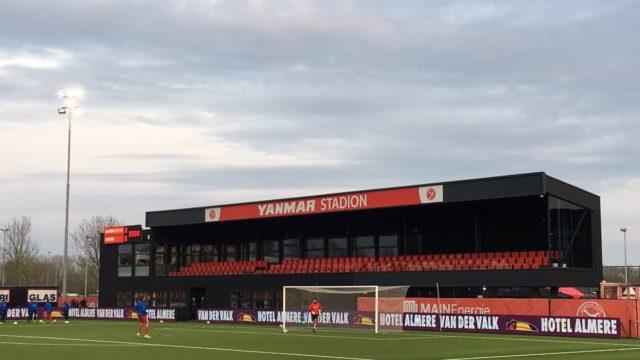 Almere City FC – Jong AZ
