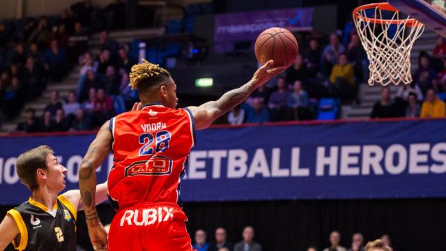 New Heroes Basketball – Donar Groningen