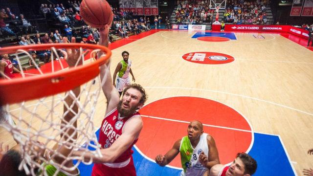 Heroes Den Bosch – Feyenoord Basketbal