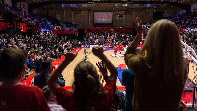 New Heroes Basketball – Den Helder Suns
