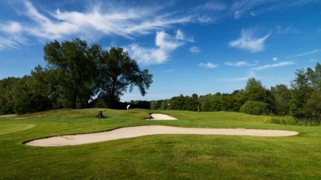 Golfen & FC Eindhoven – N.E.C.