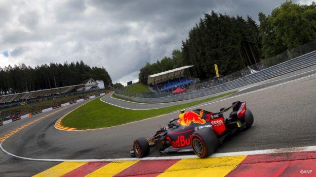 Formule 1 Grand Prix België