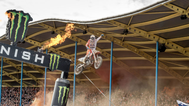 Monster Energy FIM Motocross of The Nations