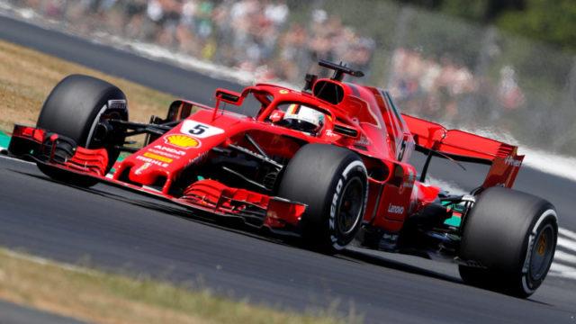 Formule 1 Grand Prix Engeland