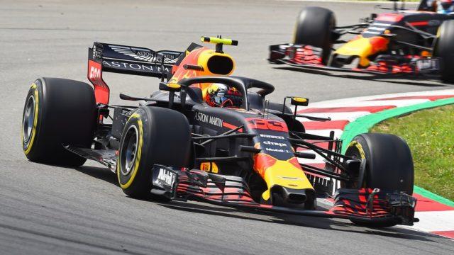 Formule 1 Grand Prix Oostenrijk