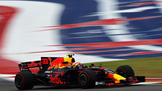 Formule 1 Grand Prix Amerika