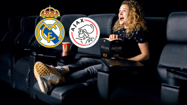 Real Madrid – Ajax