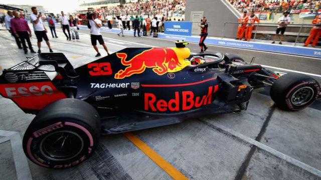 F1 Testdagen Barcelona