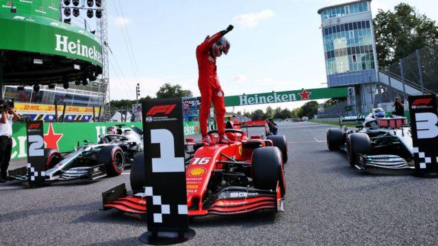 Formule 1 Grand Prix Italië