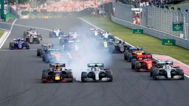 Formule 1 Grand Prix Hongarije