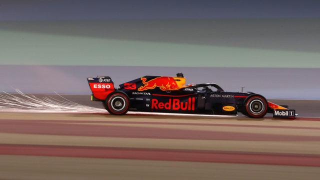 Formule 1 Grand Prix Bahrein