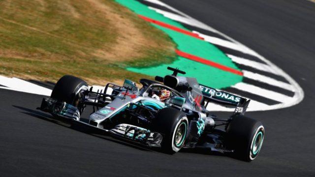 Formule 1 Grand Prix Groot-Brittannië