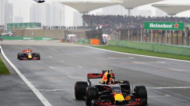 Formule 1 Grand Prix China