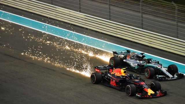 Formule 1 Grand Prix Abu Dhabi