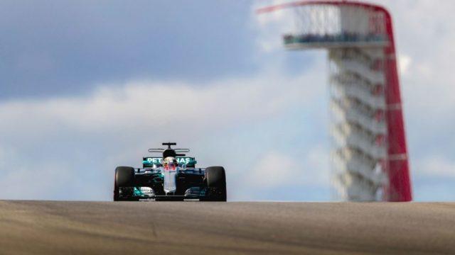 Formule 1 Grand Prix USA