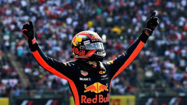 Formule 1 Grand Prix Mexico