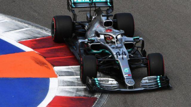 Formule 1 Grand Prix Rusland
